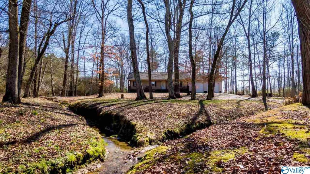 Photo of home for sale at 189 County Road 1016, Rainsville AL