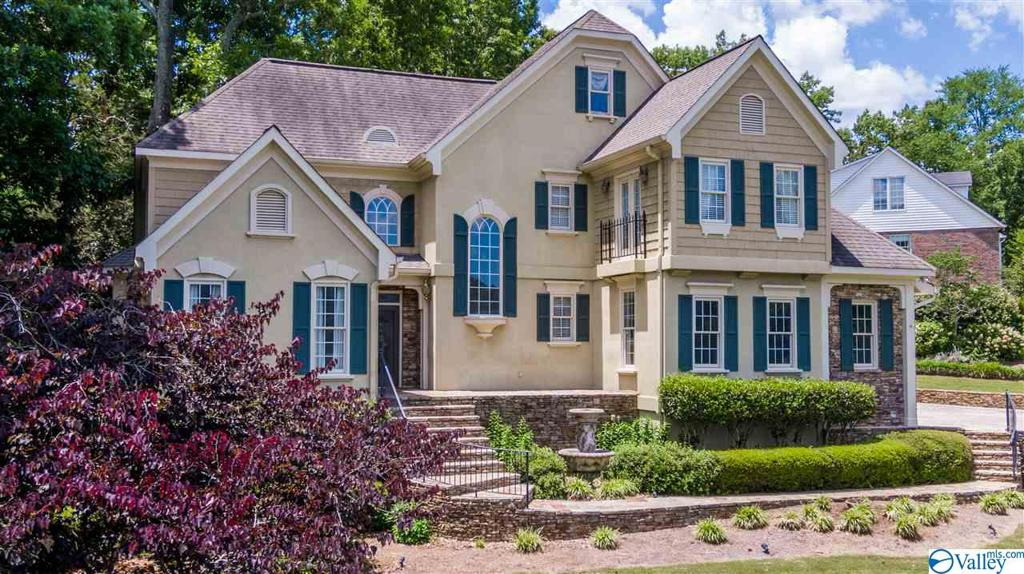 Photo of home for sale at 860 Driver Lane, Fort Payne AL