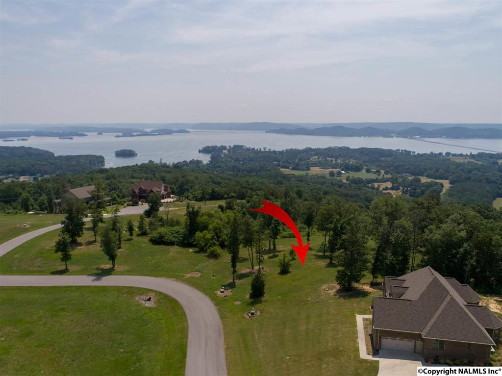 Photo of home for sale at 185 Legendary Drive, Guntersville AL