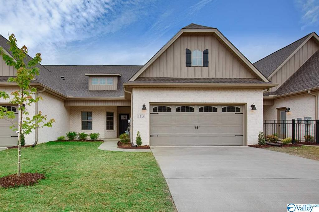 Photo of home for sale at 113 Harvester Drive, Madison AL