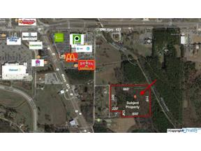 Property for sale at 0 WADE ROAD, Owens Cross Roads,  Alabama 35763