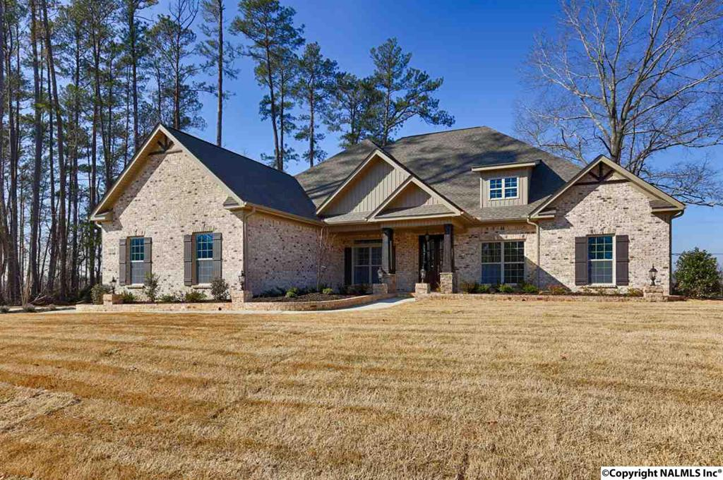 Photo of home for sale at 100 Cedar Branch Road, Madison AL
