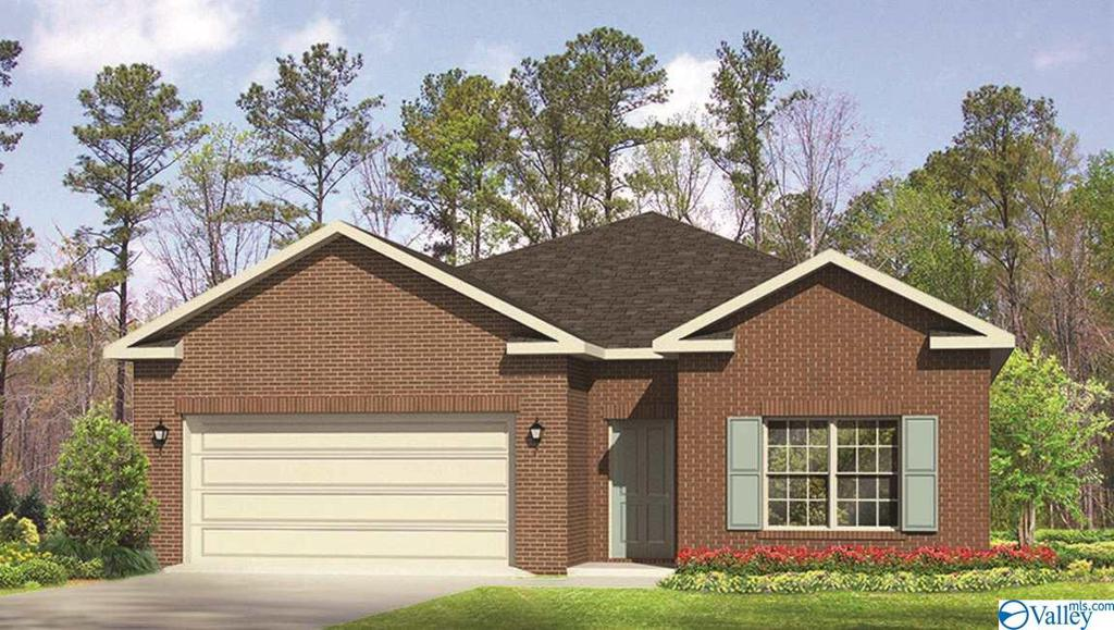 Photo of home for sale at 28598 Paseo Road, Madison AL