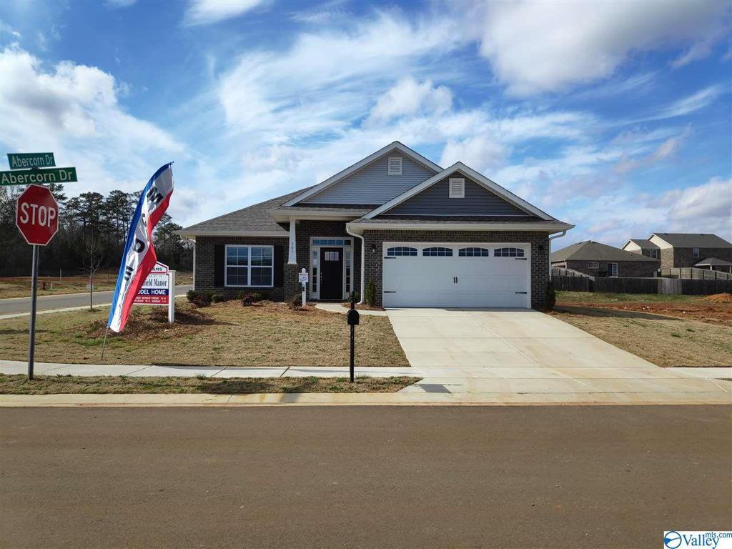 Photo of home for sale at 296 Abercorn Drive, Madison AL