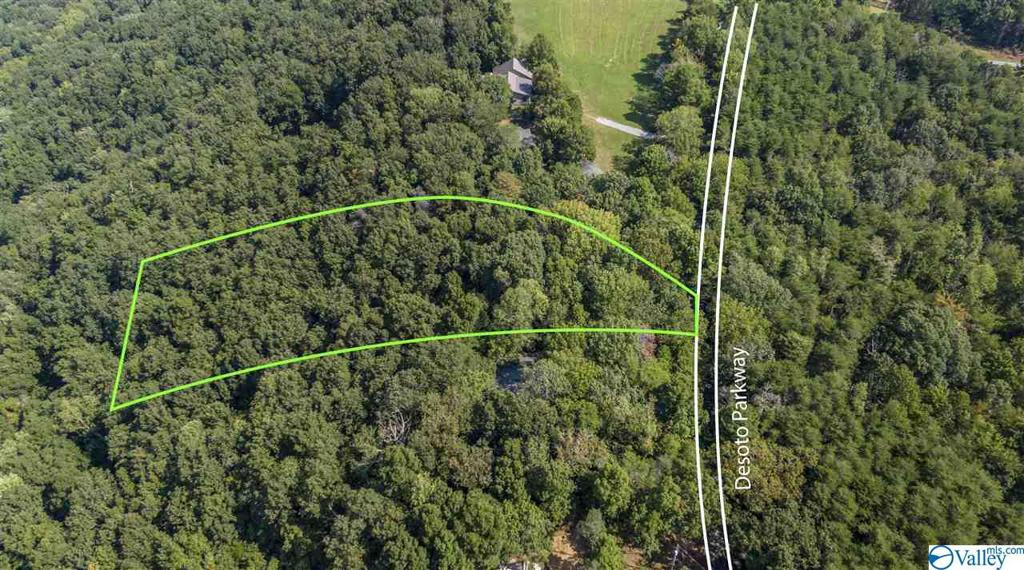 Photo of home for sale at .90 acres County Road 89, Mentone AL