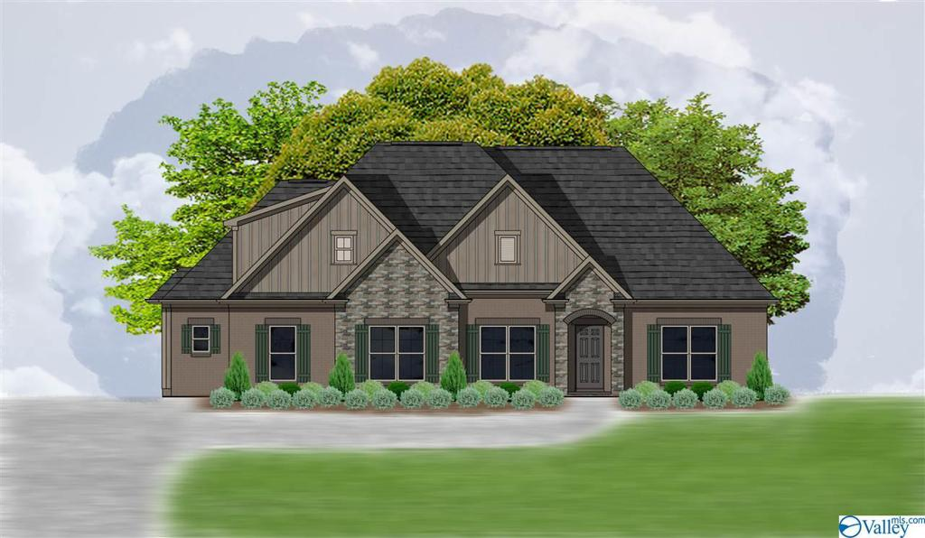 Photo of home for sale at 203 Jaycee Grace Drive, Meridianville AL