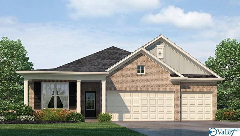 Photo of home for sale at 117 Delilah Lane, Madison AL