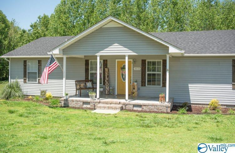 Photo of home for sale at 9879 Alabama Highway 71, Pisgah AL