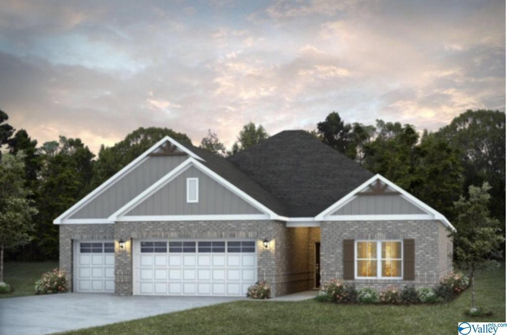 Photo of home for sale at 103 Shangrila Way, Meridianville AL