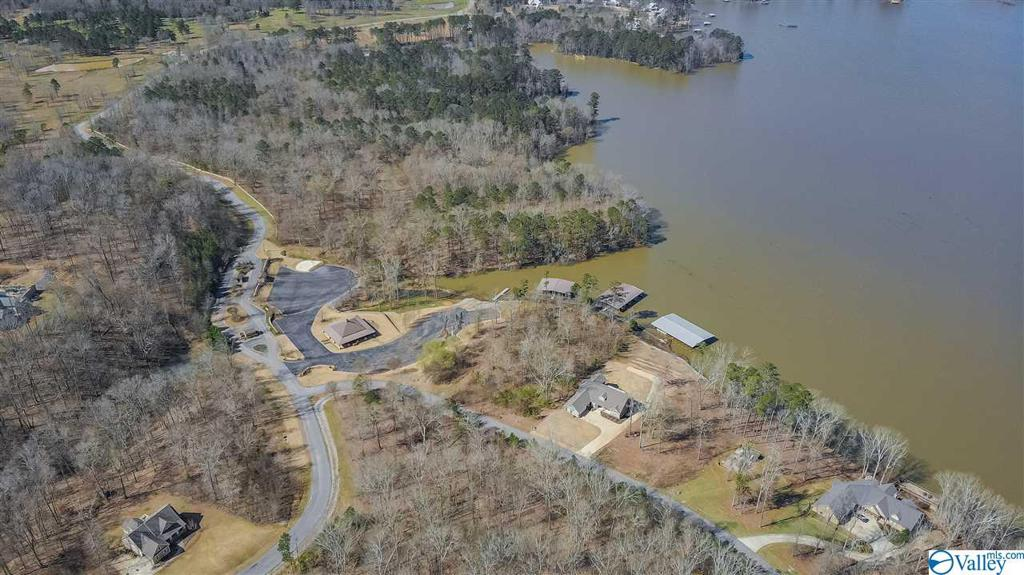 Photo of home for sale at 0 Lookout Mountain Drive, Scottsboro AL