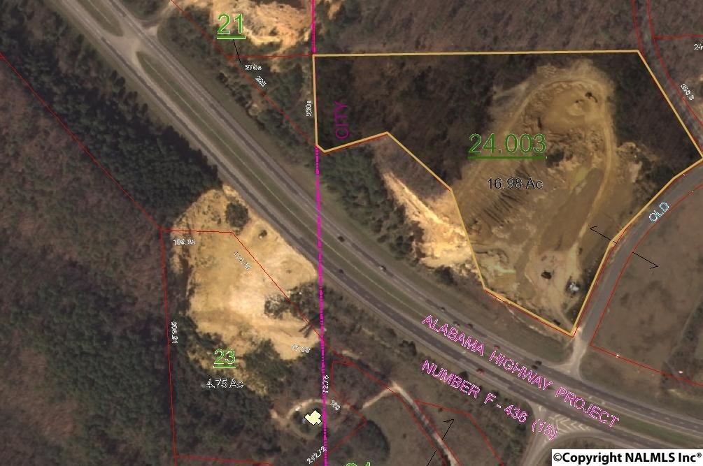 Photo of home for sale at 0 Highway 35, Fort Payne AL