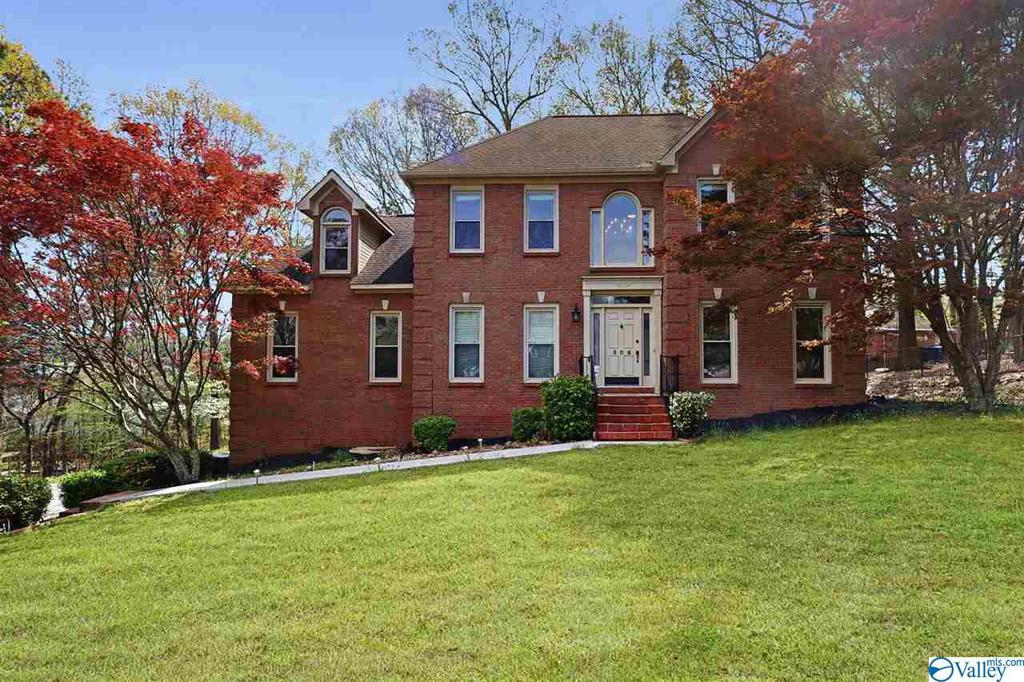 Photo of home for sale at 206 Wilson Hall Drive, Madison AL