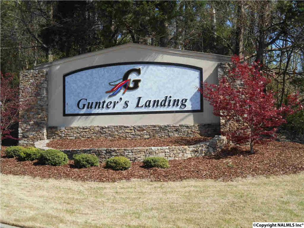 Photo of home for sale at 20 Crooked Stick Lane, Guntersville AL