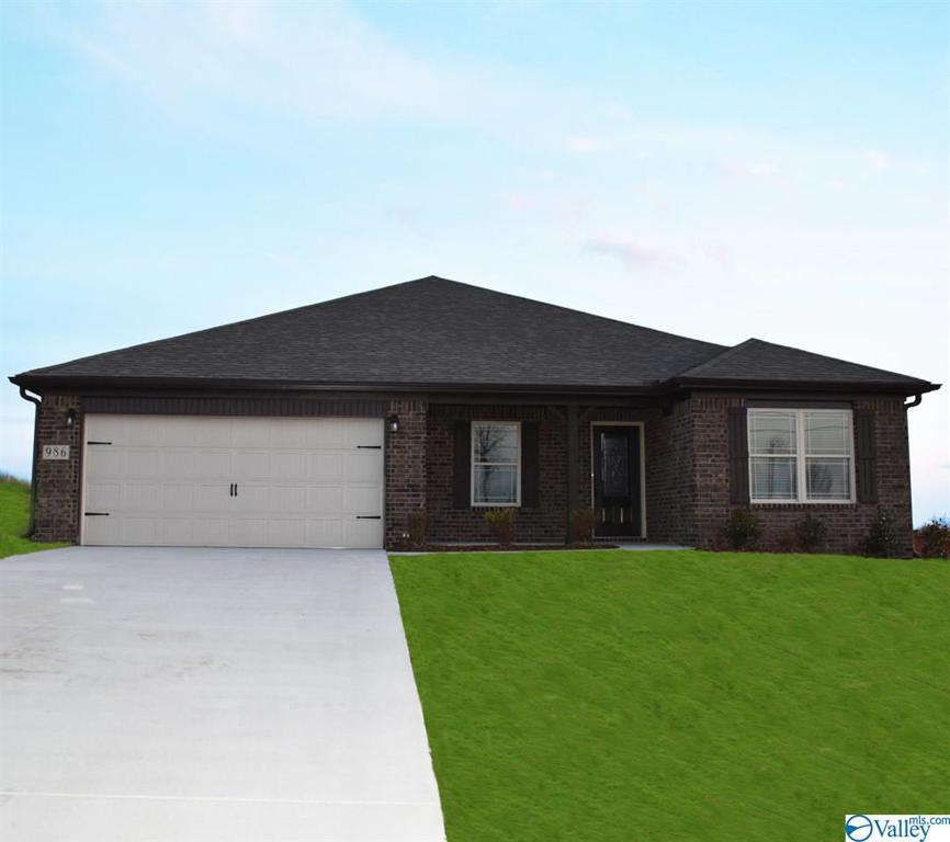 Photo of home for sale at 12025 Pulaski Pike, Toney AL
