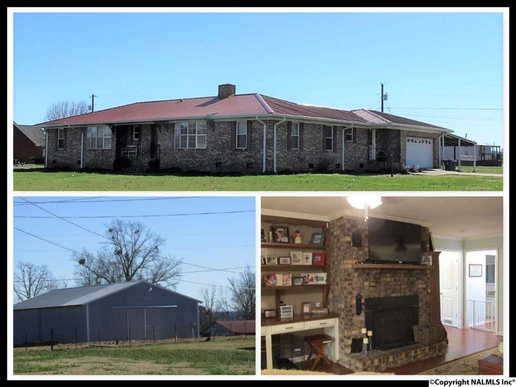Photo of home for sale at Irvin Road, Boaz AL