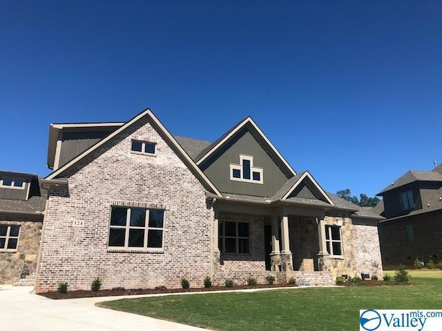 Photo of home for sale at 124 Hickory Gap Trail, Madison AL