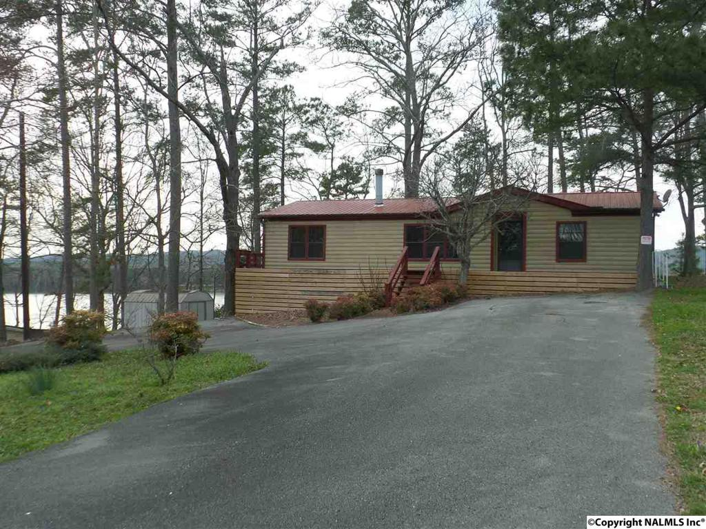 Photo of home for sale at County Road 509, Cedar Bluff AL