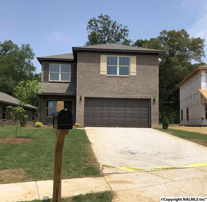 Photo of home for sale at Winstead Circle, Owens Cross Roads AL