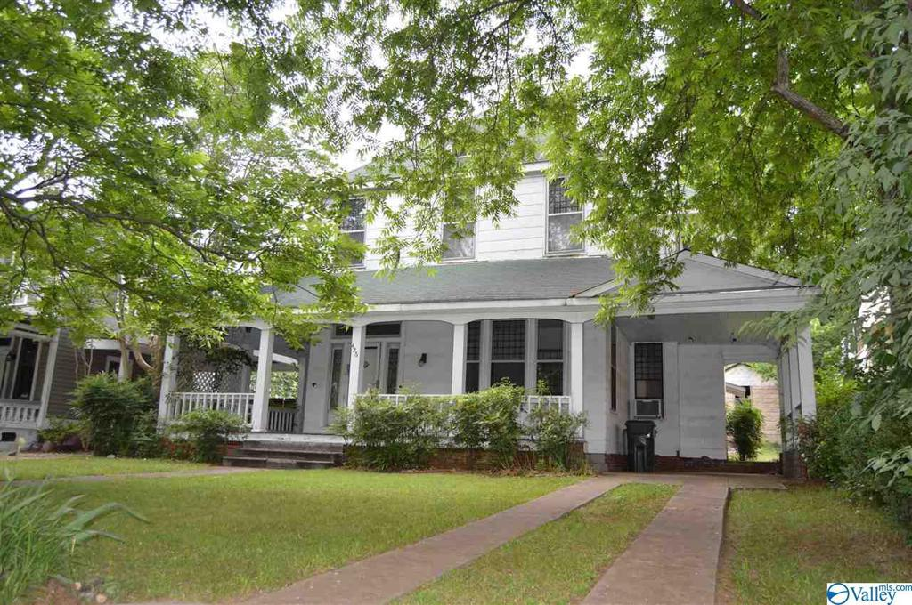Photo of home for sale at 426 Sherman Street Se, Decatur AL