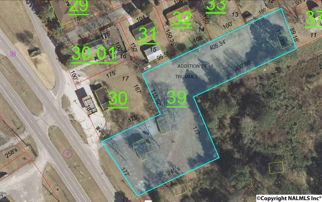 Photo of home for sale at Highway 31, Hartselle AL