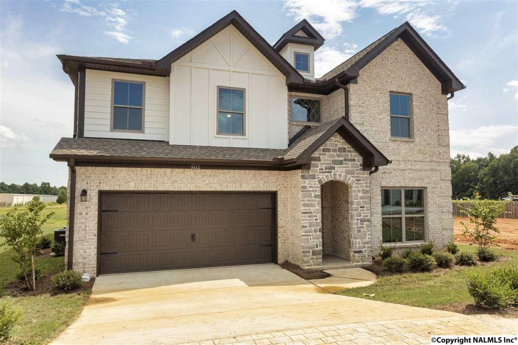 Photo of home for sale at Devonshire Drive, Owens Cross Roads AL