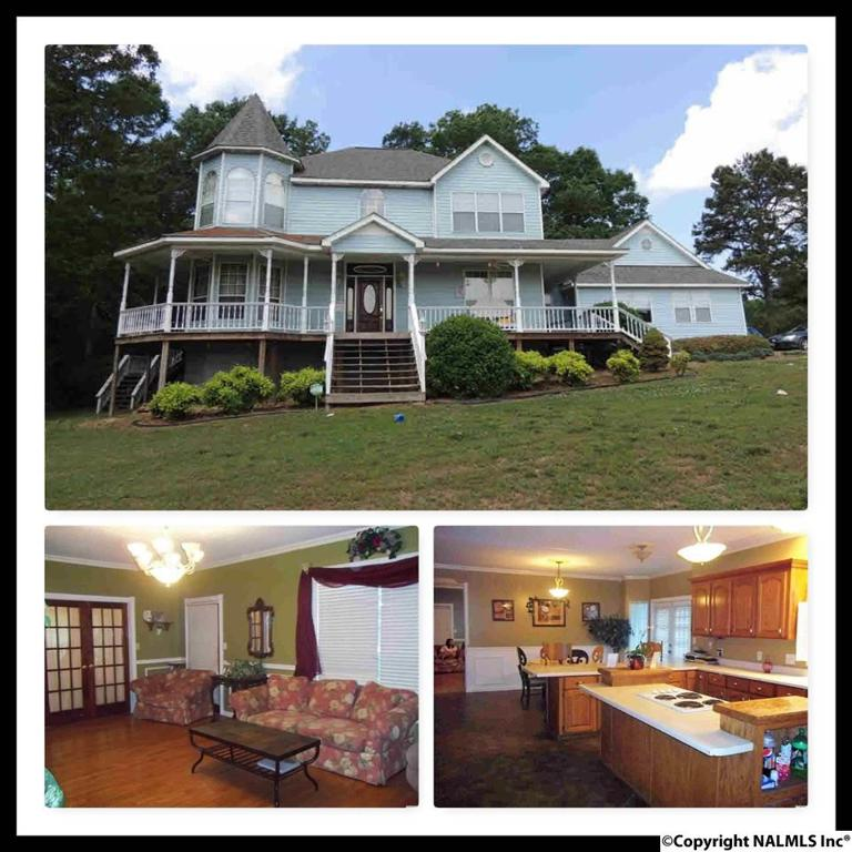 Photo of home for sale at 250 Tina Lane, Grant AL