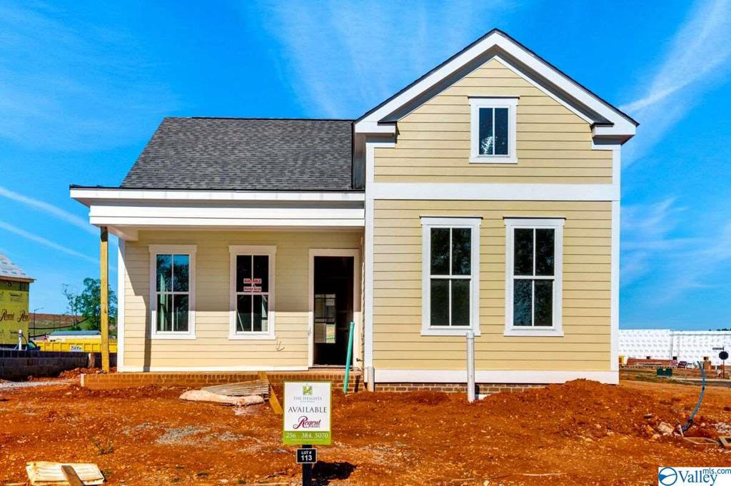 Photo of home for sale at 214 St Louis Street, Madison AL