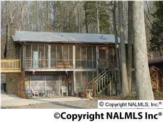 Photo of home for sale at 968 Skyline Shores Drive, Scottsboro AL
