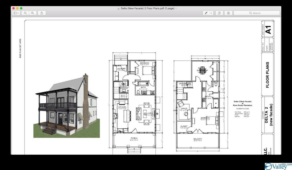 Photo of home for sale at 3225 Hardin Road, Guntersville AL