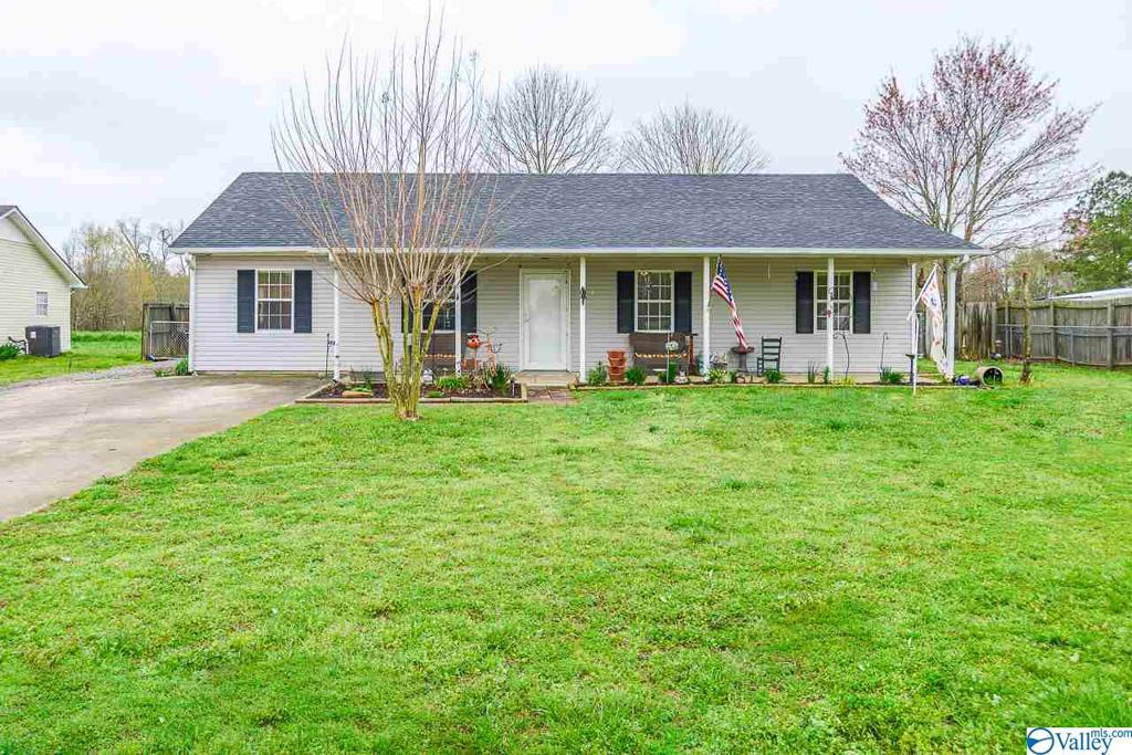 Photo of home for sale at 21846 J D Adams Drive, Elkmont AL