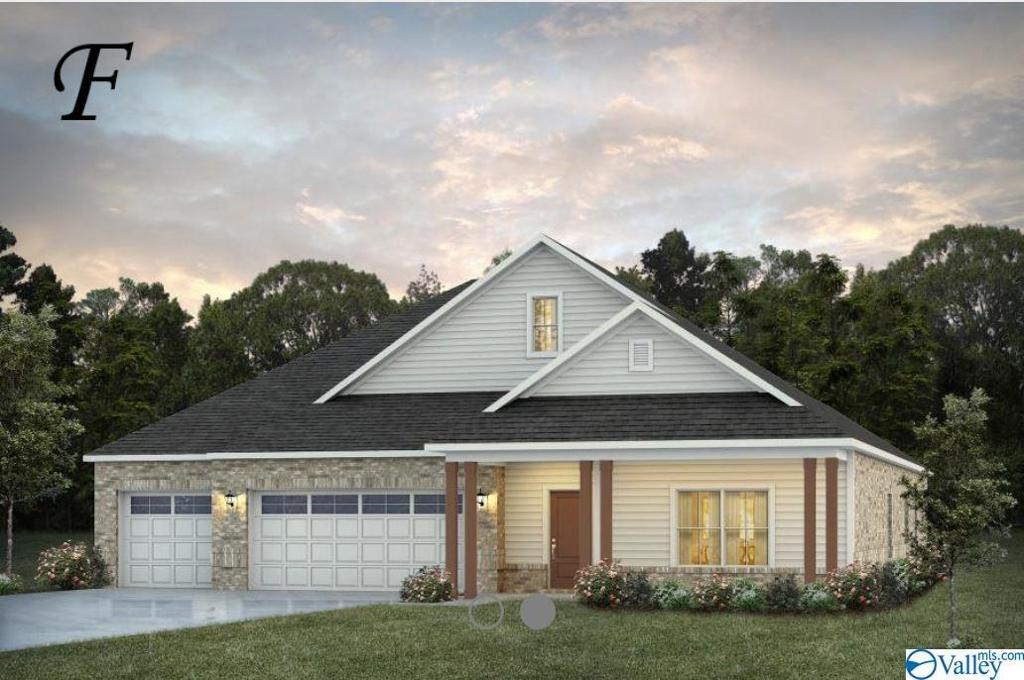 Photo of home for sale at 107 Shangrila Way, Meridianville AL