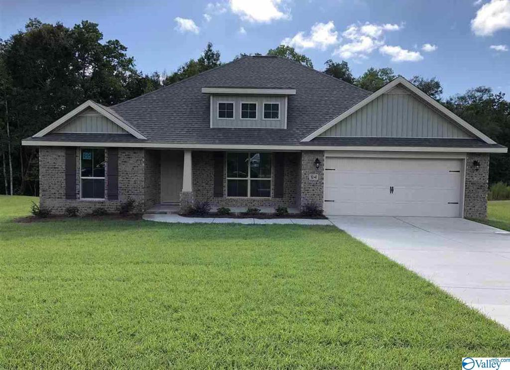 Photo of home for sale at 29409 Nicholson Drive, Harvest AL