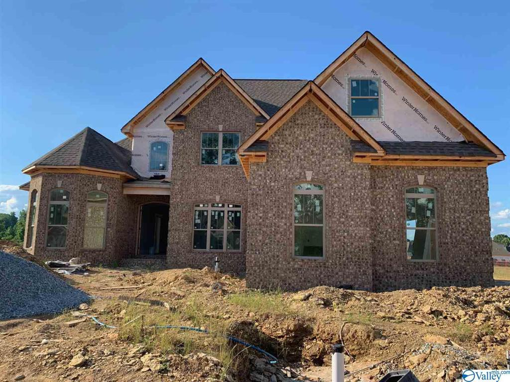 Photo of home for sale at 22862 Cog Hill, Athens AL