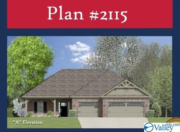 Photo of home for sale at 1810 Meadowbrook Drive, Cullman AL