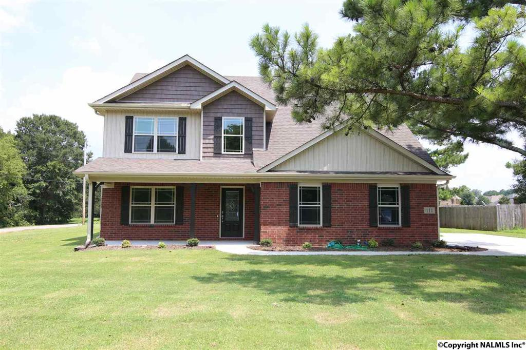 Photo of home for sale at 017 Maggie Mance Lane, Harvest AL