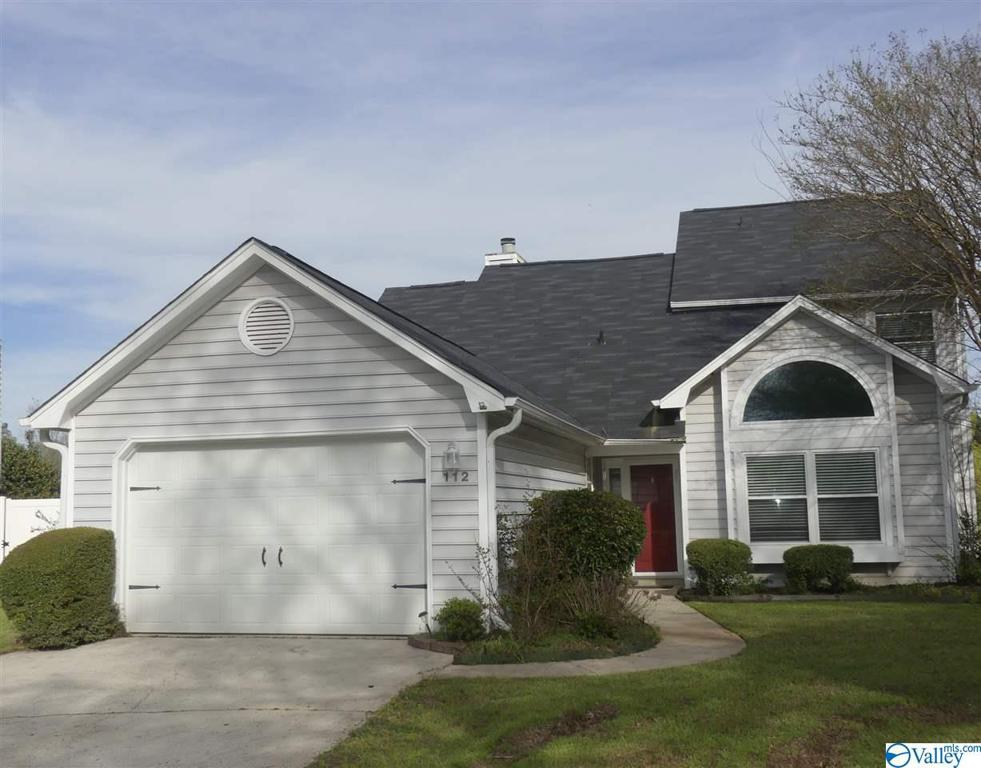Photo of home for sale at 112 Brookstone Lane, Madison AL