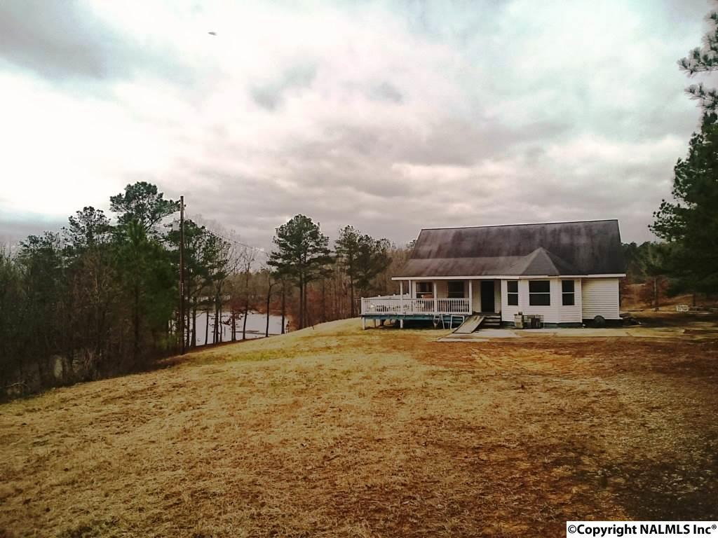 Photo of home for sale at County Road 941, Cedar Bluff AL