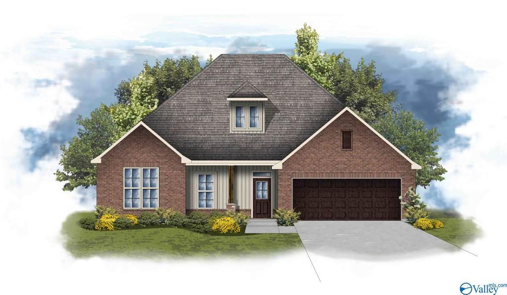 Photo of home for sale at 110 Elledge Farm Drive, Hazel Green AL