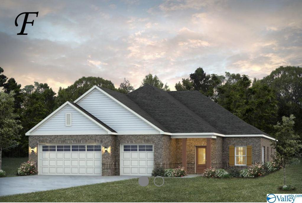 Photo of home for sale at 105 Shangrila Way, Meridianville AL