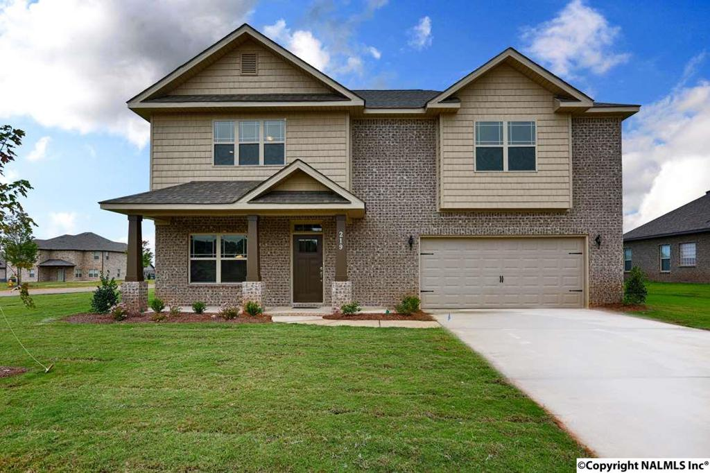 Photo of home for sale at Balota Street, Meridianville AL