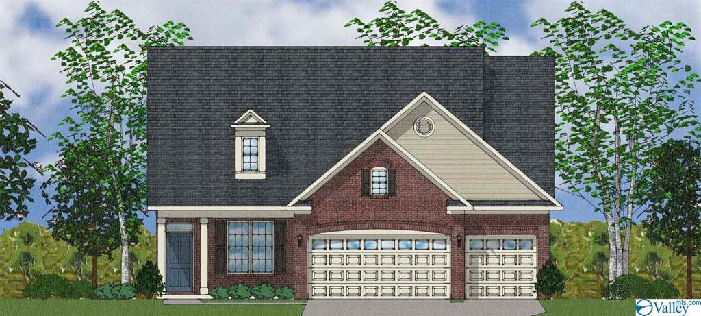 Photo of home for sale at 14355 Grey Goose Lane, Harvest AL