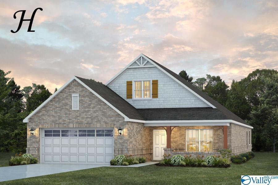 Photo of home for sale at 2506 Celia Court, Huntsville AL
