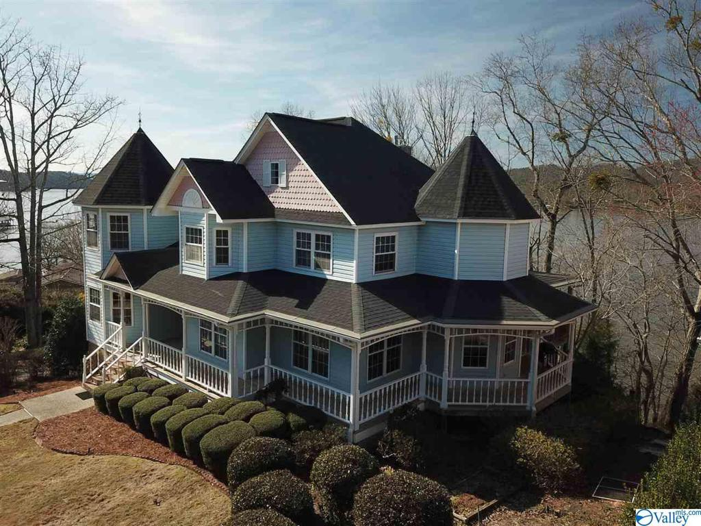 Photo of home for sale at 1280 Mohawk Trail, Ohatchee AL