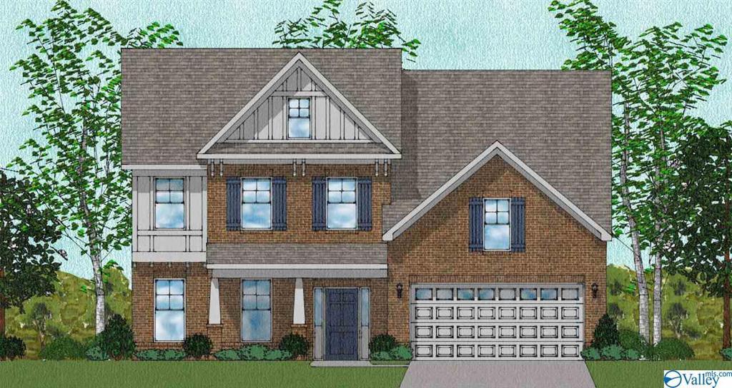 Photo of home for sale at 14358 Grey Goose Lane, Harvest AL