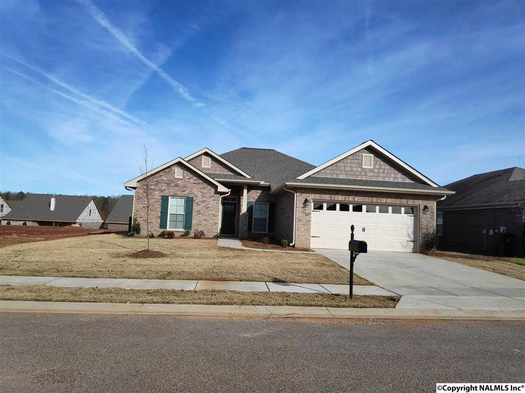 Photo of home for sale at Harold Murphy Drive, Madison AL