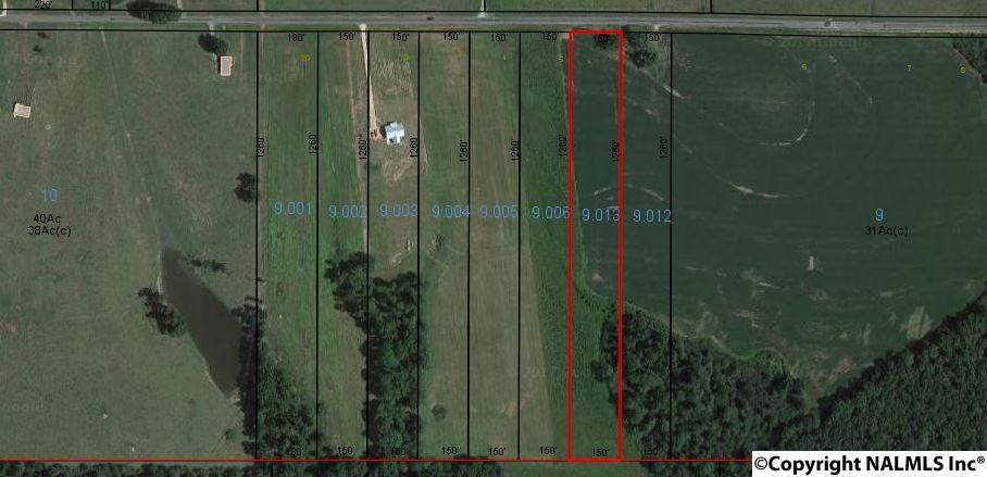 Photo of home for sale at County Road 395, Section AL