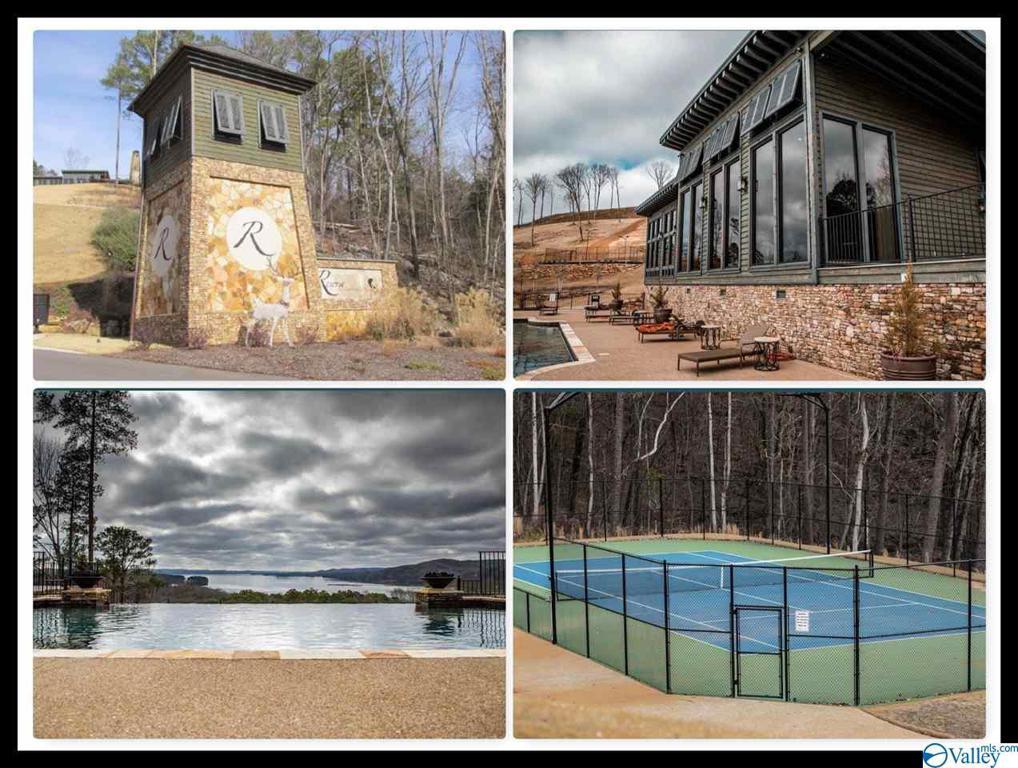 Photo of home for sale at 755 Reserve Drive, Guntersville AL