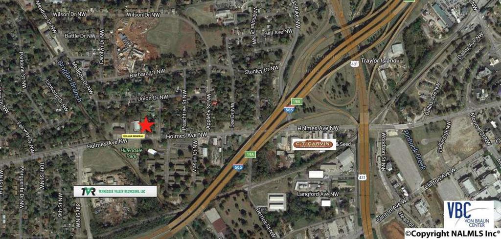 Photo of home for sale at 2804 Holmes Avenue, Huntsville AL