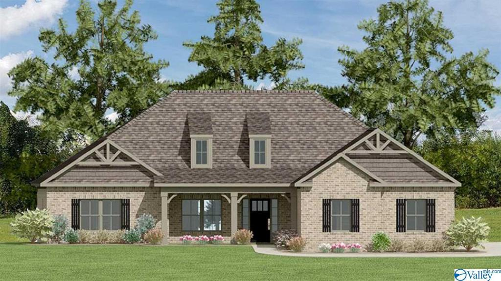 Photo of home for sale at 1820 Meadowbrook Drive SE, Cullman AL