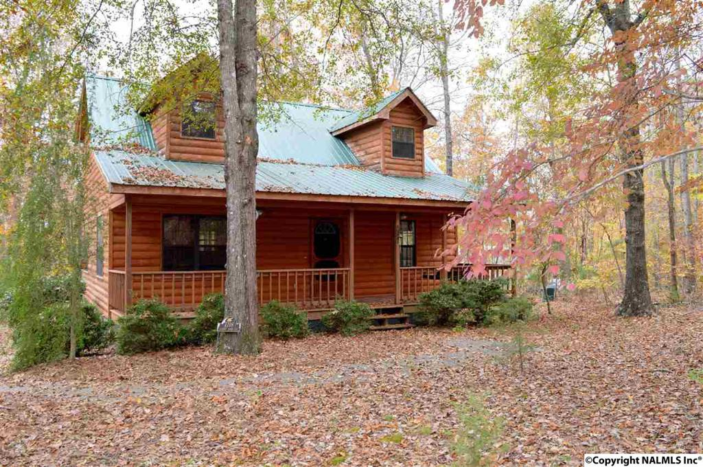 Photo of home for sale at County Road 137, Cedar Bluff AL